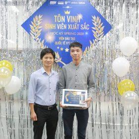 Sinh viên Xuất sắc Học kỳ Spring 2020 và mục tiêu trở thành Senior Developer trước tuổi 22