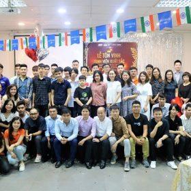 FAI Hà Nội tổ chức Lễ tôn vinh Sinh viên Xuất sắc học kỳ Spring 2019 và trao giải TechWiz 2019