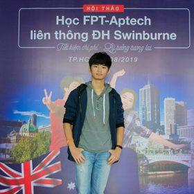 Lý do các bạn trẻ chọn học lập trình tại FPT Aptech