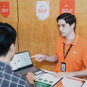 """Hơn 1000 ứng viên đăng ký tuyển dụng """"Walk-in Interview"""" tại FPT Software"""