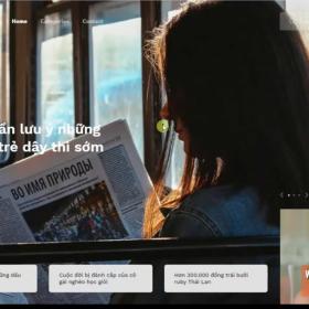 NewsFeedVN – Trang tin tức tự động – Đồ án HK 3 – SV FPT Aptech