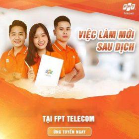 FPT Telecom tuyển dụng vị trí SENIOR BACKEND DEVELOPER – TP.HCM