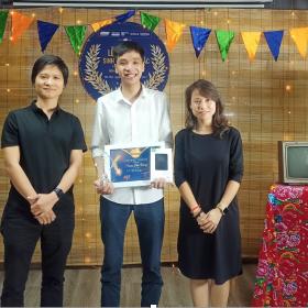 """Phạm Tiến Dũng – Chàng sinh viên đúng chuẩn """"Con nhà người ta"""" với 2 lần đạt danh hiệu xuất sắc"""