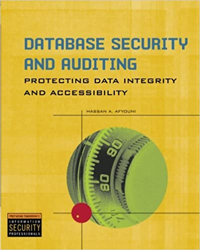 Image result for Database Security and Auditing: Protecting Data Integrity and Accessibility