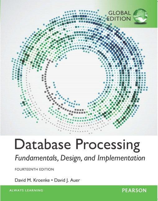 Image result for Database Processing: Fundamentals, Design, and Implementation