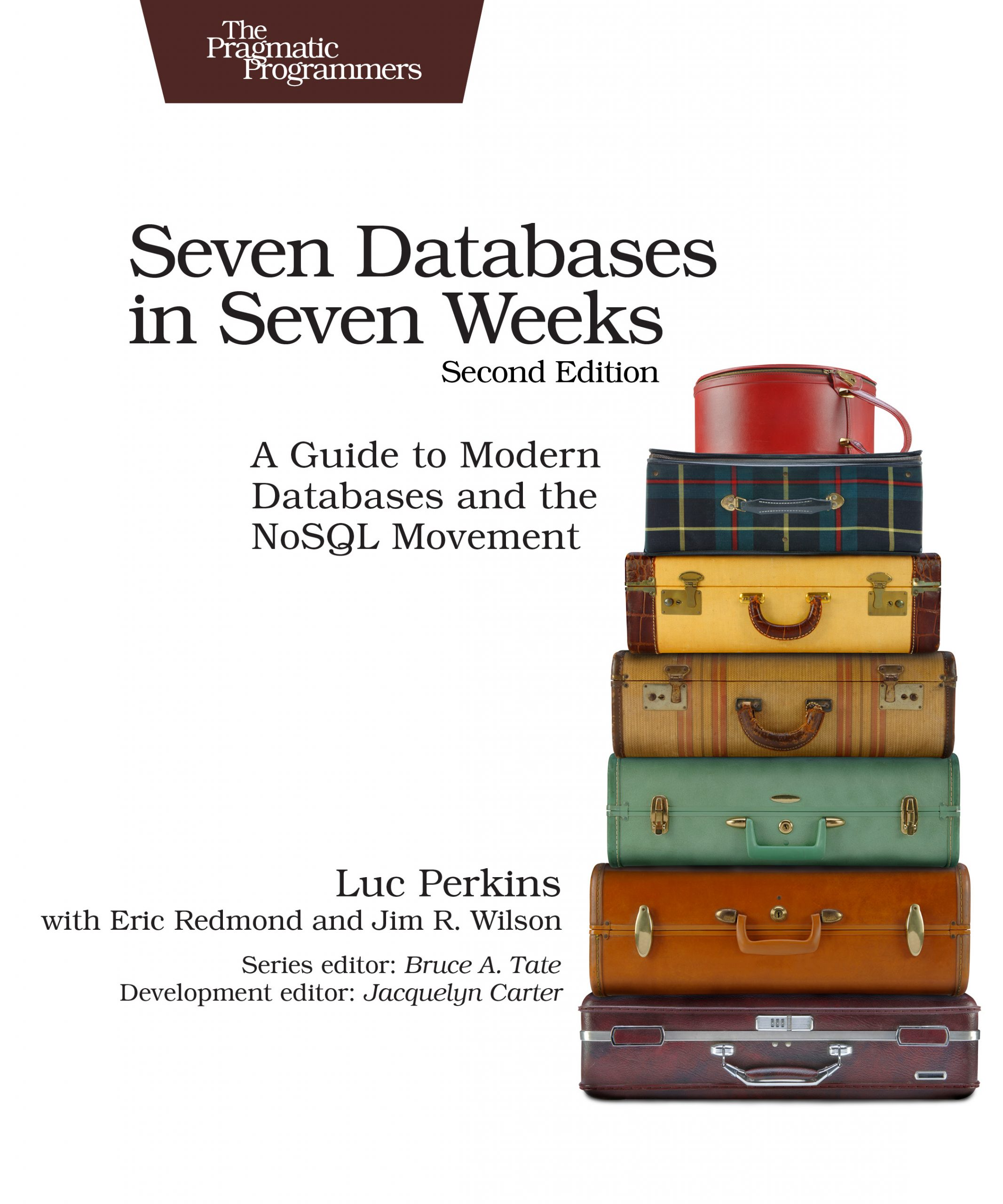 Image result for Seven Databases in Seven Weeks: A Guide to Modern Databases and the NoSQL Movement