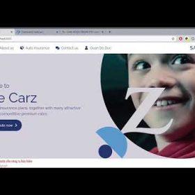 Website: Safe CarZ – Công ty bảo hiểm xe – Đồ án HK 1 – SV FPT Aptech