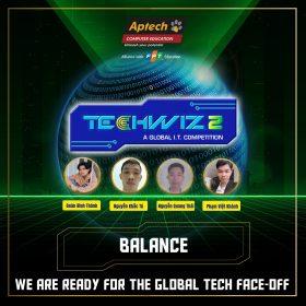 """Ngôi vị quán quân TechWiz 2 gọi tên """"Balance"""" – những """"phù thủy"""" công nghệ đến từ FPT Aptech"""