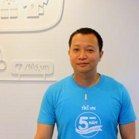 Cựu sinh viên FPT Aptech khởi nghiệp từ năm 30 tuổi với trang Tiki.vn