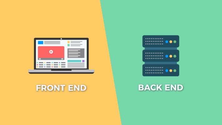 Giải mã sự khác biệt giữa Back End và Front End là gì?